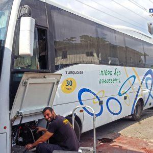 מצבר לאוטובוס